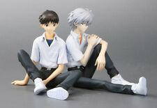 Neon Genesis Evangelion Shinji & Kaworu Uniform ver. PVC Figure Kotobukiya