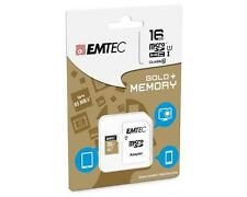 16GB Micro SDHC Speicherkarte 85MB/s ,FULL HD geeignet, Class 10, extrem schnell