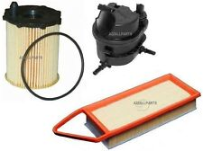 FOR CITROEN C2 1.4TD HDI 03 04 05 06 07 SERVICE PARTS KIT AIR OIL FUEL FILTER