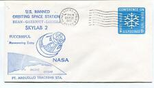 1973 Skylab 2 Orbiting Space Station Bean Garriott Lousma Vandenberg NASA USA