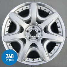 "GENUINE BENTLEY 20"" MULLINER CONTINENTAL GT GTC 2 PIECE ALLOY WHEEL 3W0601025AM"