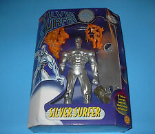 MARVEL TOYBIZ THE SILVER SURFER 10 INCH ACTION FIGURE 1997 30 ANNIVERSARY