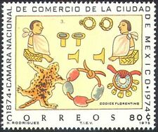 Mexico 1975 Chamber of Commerce Centenary/Business/Trade/Gold 1v (n42038)