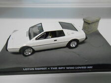 007 JAMES BOND, LOTUS ESPRIT THE SPY WHO LOVED ME, FABRI 1/43