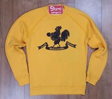 Levis Vintage Clothing LVC 1970s Yellow Sweater Jumper £119 Made in USA Sold Out