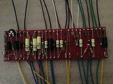 JTM45 Hand Wired Turret Board,Sozo Vintage,Mallory ,Alan Bradley