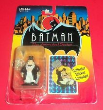 BATMAN ACTION MASTERS ERTL - PENGUIN - THE ANIMATED SERIES - NEW DIE-CAST METAL