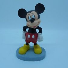 DISNEY STORE FIGURES / MICKEY MOUSE PLASTIC