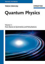Quantum Physics, 2 Volume Set, Vladimir Zelevinsky