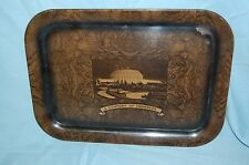 1933 1934 Ford Motor Co Chicago Century Of Progress Exposition Worlds Fair Tray