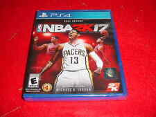 NBA 2K17 * PLAYSTATION 4 * BRAND NEW FACTORY SEALED! SON GOT 2 FOR CHRISTMAS