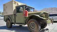 1951 Dodge M37 truck with AN/ GRC 142 RTTY