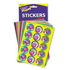 Trend Stinky Stickers Super Saver Variety Pack - 480 Assorted - Paper -