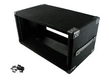 """Procraft 5U 12"""" Deep Equipment Rack 5 Space - Made in the USA - With Rack Screws"""