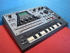 Roland MC-307 GrooveBox Synthesizer Drum Percussion Machine Good Condition Used