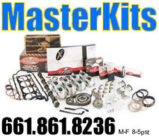 Chevy 350  MASTER ENGINE REBUILD KIT '67-85  ' .030 .010/.010 28 YEARS WORLDWIDE
