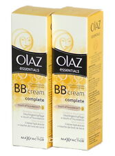 OLAZ Complete BB Cream touch of Foundation DUNKEL  2 x 50ml   (100ml=11,90)