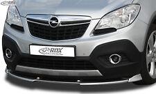 RDX Frontspoiler VARIO-X für OPEL Mokka