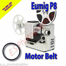 EUMIG P8 8mm Cine Film Projector Belt (Main Motor Belt) BRAND NEW