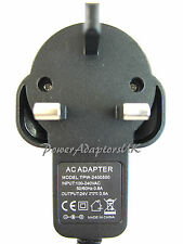 150MA/0.15A 24V AC/DC MAINS REGULATED SWITCH MODE POWER ADAPTOR/SUPPLY/CHARGER