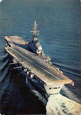 BR57606 Porte avions Foch ship bateaux