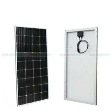 160W PV Solar Panel 160 Watt Mono Solar Module for 12Volt Camping Boat Battery