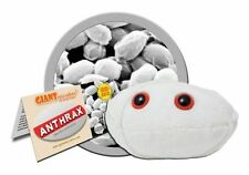 GIANTMICROBES ORIGINAL ANTRACE Bacillus anthracis Anthrax Peluche virus batteri