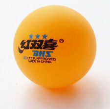 1 boxes (6 Pcs) 3 stars DHS 40MM Olympic Table Tennis Orange Ping Pong Balls