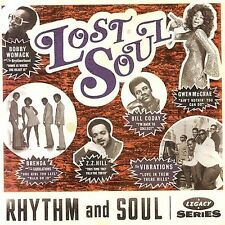 Lost Soul by Various Artists (CD, Aug-1994, Sony Music Distribution (USA))