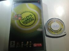 SUPER POCKET TENNIS GIOCO PLAYSTATION PSP VIDEOGIOCO GAME NO MANUALE