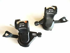 Shimano Deore XT SL-M770-10 3x10 Shifters for MTB Mountain Bike Left Right Pair