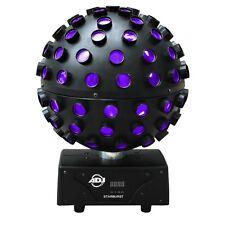 ADJ Starburst LED-Sphären-Effekt Spiegelkugel -Effekt 5 x 15 W, 5-in-1 RGBWY DMX