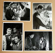 RUTH NIEHAUS * 4 PRESSEFOTOS ca. 18x13cm - 4 PHOTOS STILLS KONVOLUT RAR ´50s