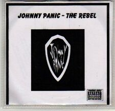 (K467) Johnny Panic, The rebel - DJ CD