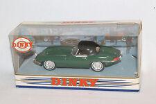 Dinky Matchbox, DY-1 1968 Jaguar  E Type Convertible,  Boxed