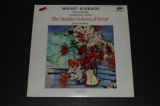 Mozart - R. Strauss Oboe Concertos - Camber Orchestra Of Europe FAST SHIPPING!