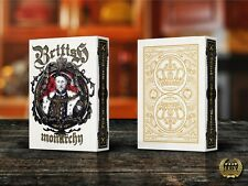 King Henry VIII (Limited Edition) British Monarchy Tally-Ho Playing Cards