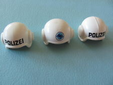 PLAYMOBIL @@ CHAPEAU BLANC @@ CASQUE HAT @@ WESTERN @@ PIRATE @@ PERSONNAGE A97