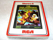 "Main Ingredient, The ""Euphrates River"" 8-Track Tape, SEALED/ MINT!, 1974 RCA"