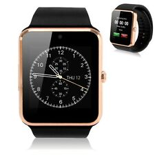 "New!! Bluetooth Smart Watch Phone 1.54"" Touch Screen CE ROHS For Android& iPhone"