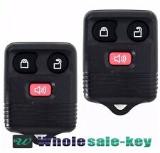 PAIR 1998-2014 Ford Expedition explorer F150  Keyless Entry Remote  Replacement