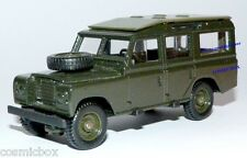 SOLIDO voiture jeep LAND ROVER 109 kaki 1978 automobile little car Kleines auto
