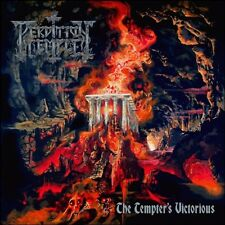 Perdition Temple - the tempters victorious… (CD), NEW, Neuware