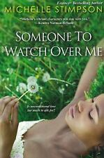 Someone to Watch Over Me-ExLibrary