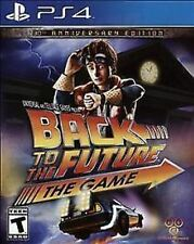 Back to the Future The Game USED SEALED (Sony Playstation 4) PS PS4