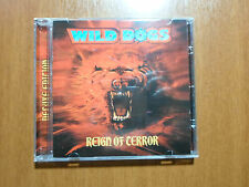 Wild Dogs - Reign of Terror  Reissue / Remastered 80´s US Metal