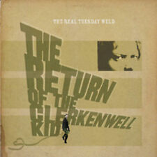 THE REAL TUESDAY WEL-THE RETURN OF THE CL CD NEW
