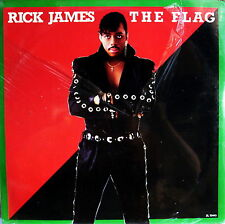 "RICK JAMES - The Flag 1986 LP 12"" Nuovo SIGILLATO RARITA'"