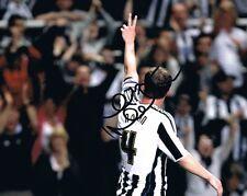 Signed Kevin Nolan Newcastle United Autograph Photo Bolton West Ham Orient