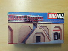 Brawa N - 2699 - Stützmauer mit Treppenaufgang - Neu & OVP